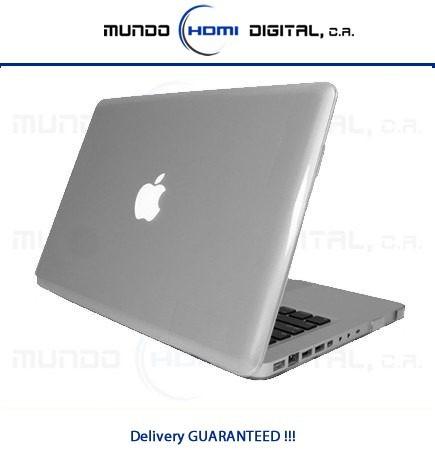 case carcasa protectora cristal clear para macbook air  13''