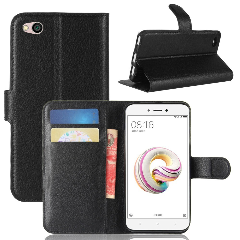 Case Carteira P Carto Flip Cover Redmi Note 5a Prime R 24 Xiaomi 5 Pro Mobile
