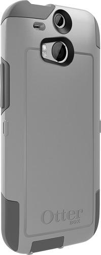 case celular otterbox commuter case for htc one m8 - retai