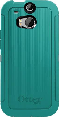 case celular otterbox defender series for htc one m8 - ret