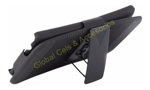 case clip lg g flex / d958 para correa con soporte de videos