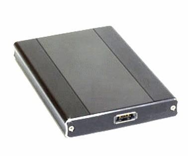 case - cofre p/ discos sata 2.5''  conexión power esata