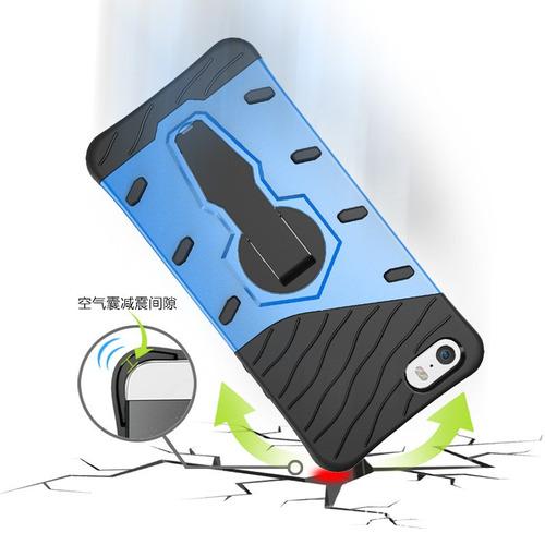 case con parante anticaídas iphone 5s/7 plus