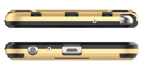 case con parante lg stylus 3 anti golpes