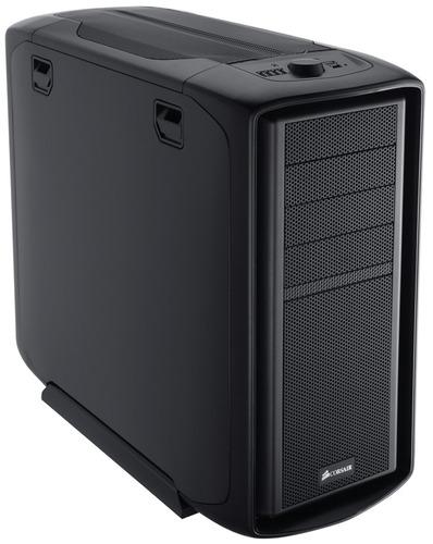 case corsair graphite black 600t mid-tower gaming