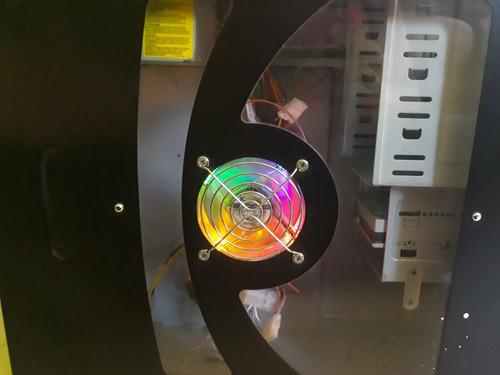 case cpu de computadora con fuente de 300w