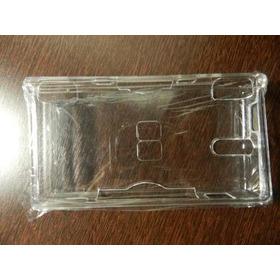 Case Cristal Acrílico Nintendo Ds Lite