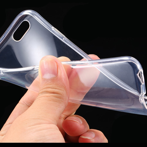 case crystal para iphone6 4.7 transparente