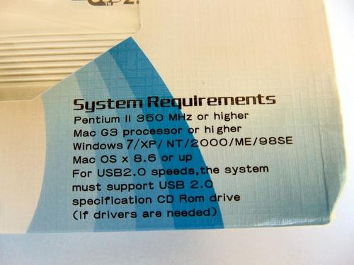 case de disco duro externo 2.5 laptop ide auliminio usb 2.0