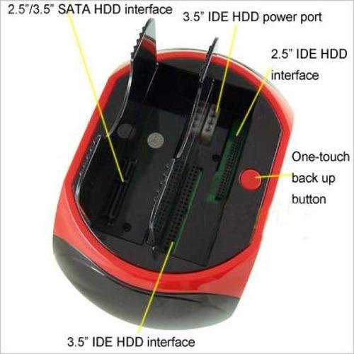 case dock hd all n1 hdd doking usb 2,0 ide/sata khd.