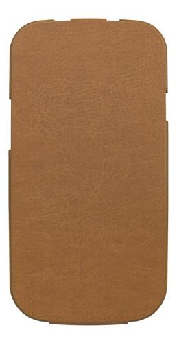 case en folio chaqueta skech gxs3-cj-tan medida para samsung
