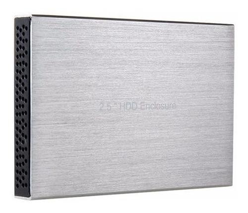 case enclosure 2.5 sata super para disco duro 2.0 laptop