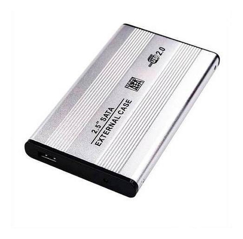 case enclosure disco duro notebook laptop 2.5'' sata usb 2.0