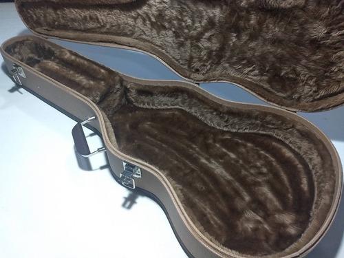 case estojo térmico casa andrade extra luxo violão 6 e 7