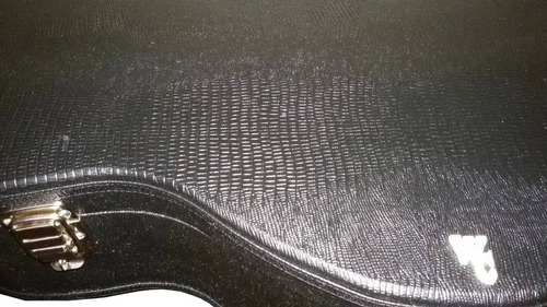 case estojo wc top luxo violão clássico 6 7 cordas