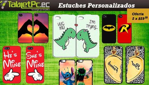 case estuche personalizado ipod touch 4 5 6