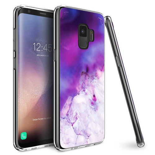 case forro anti shock para samsung galaxy s9 (#05)
