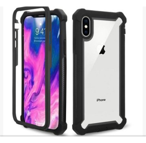 case funda anti golpe caída iphone 6, 6+, 7/8, 7/8 plus, x