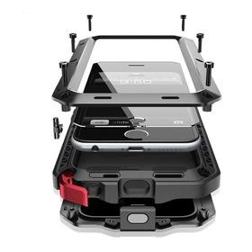 Case Funda Armor iPhone 6 6s 7+ 8 Plus Survivor Uso Rudo