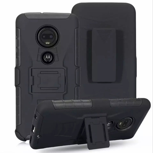 case funda armor moto g6 play / g7plus/ g5plus/ e5 plus