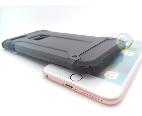 case funda protector iphone 7  anti caídas golpes