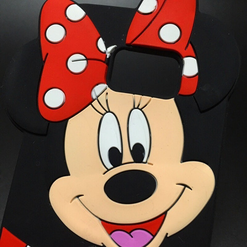 case funda protector para samsung galaxy s5 s6 mickey minnie