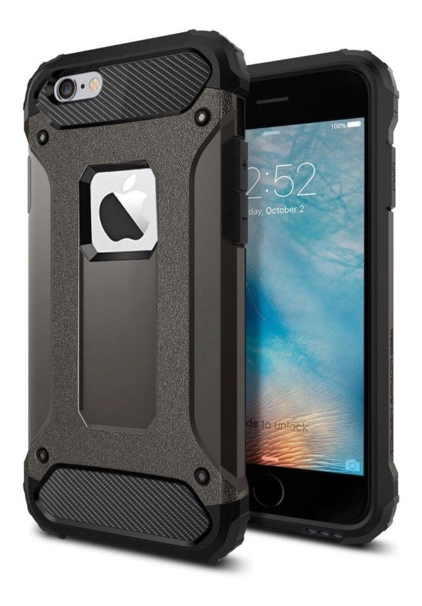 3e85314db23 Case Funda Protectora iPhone 6plus 6s Plus Antigolpes - $ 249.00 en ...