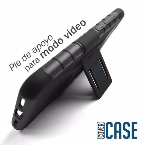 case funda uso rudo resistente clip samsung j1 mini prime