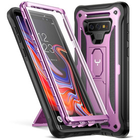 Case Galaxy S10 Plus C/ Mica Note 9 8 S9 S10e S8 S9 Pro 360