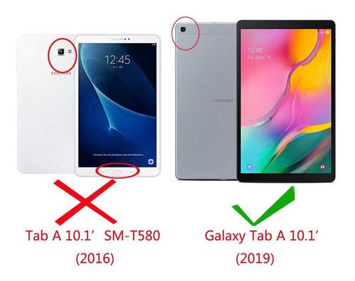 case galaxy tab s5e 10.5 t725 a 10.1 t515 2019 parante recio