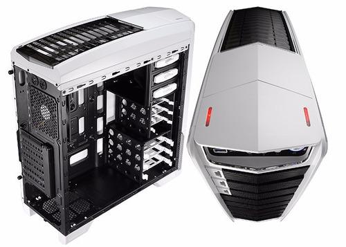 case gamer aerocool gt-a con docking nuevo atx