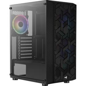 Case Gamer Aerocool Hive-g-bk-v1 Argb