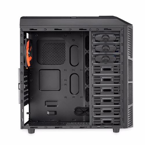 case gamer aerocool predator x1 c/fuente real 550w nuevo