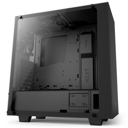 case gamer nzxt s340 elite mid tower