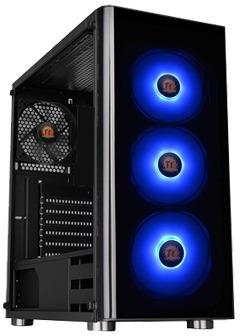 case gamer sin fuente con ventiladores nuevo precio 35 mil c