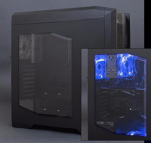 case gaming gamemax m902 con usb3.0+5 ventiladores