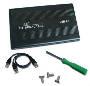 case gaveta externa para hd notebook 2,5 sata usb 3.0 ps4
