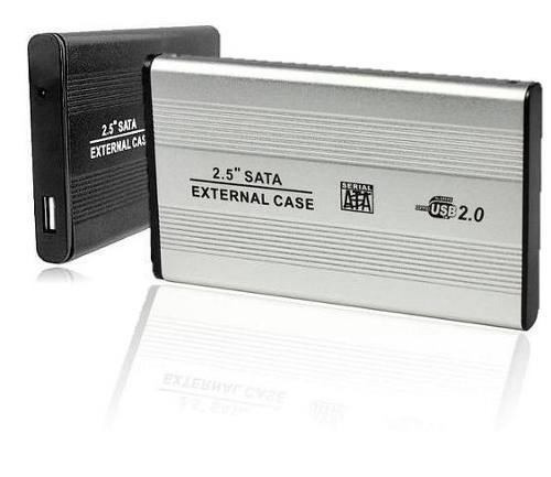 case gaveta hd externo sata 2.5 usb notebook ssd pc frete gr