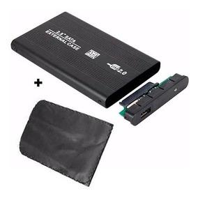 Case Gaveta Hd Sata Notebook Usb Externa Pc Xbox Ps3 Wii Pro