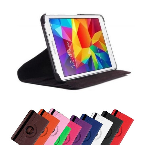 case giratória tablet samsung galaxy tab4 7.0 t235 t231 t230