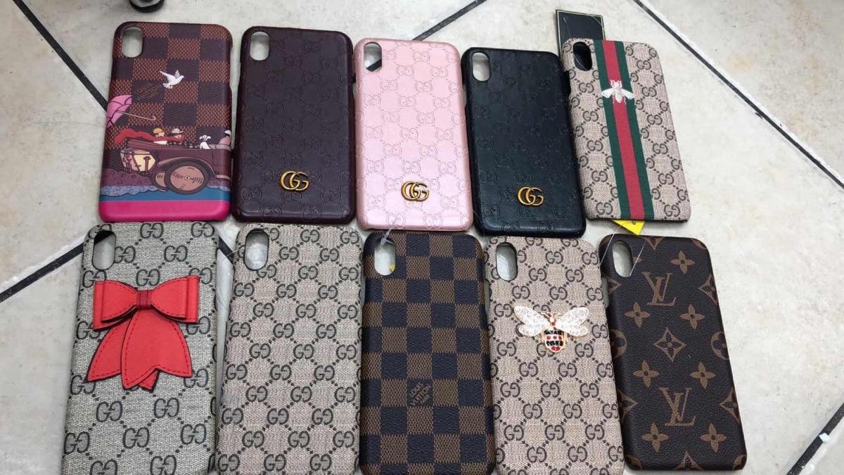 lowest price 95dfd 05933 Case Gucci iPhone X