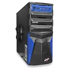 case halion ninja azul mas fuente real
