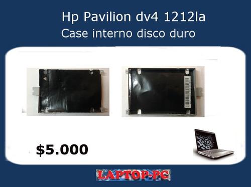 case interno disco duro hp pavilion dv4 1212la