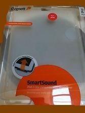 case ipad 2,3 ,4 cygnett smart original. color hielo
