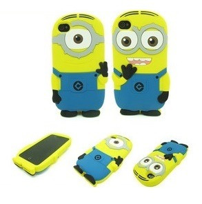 case iphone 4 / iphone 5 minions pronta entrega!!
