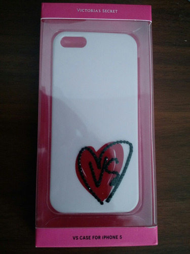 case iphone 5 victoria secrets carcasa funda protector