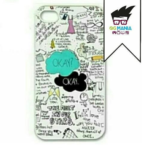 case iphone 5/5s/se okay okay modelo 1