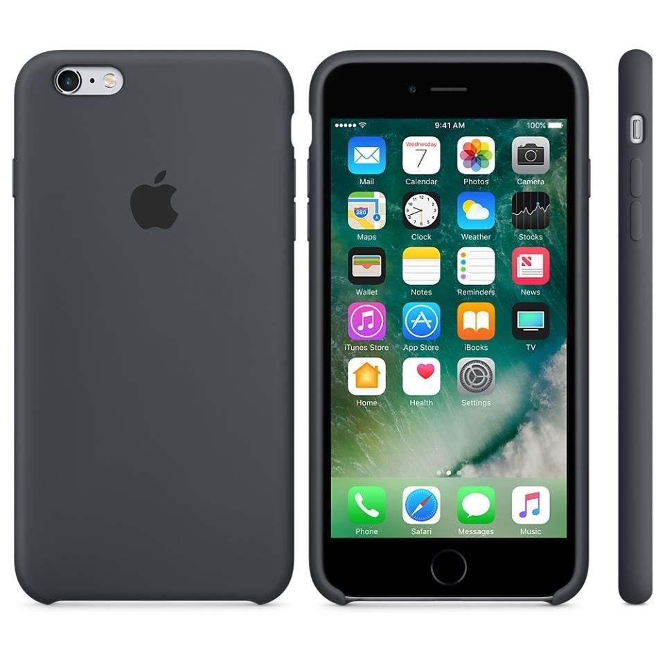 50709f6e287 case iphone 6 6s 7 8 plus protector funda silicona original. Cargando zoom.