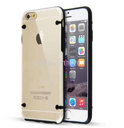 case iphone 6 acrílico colorido.