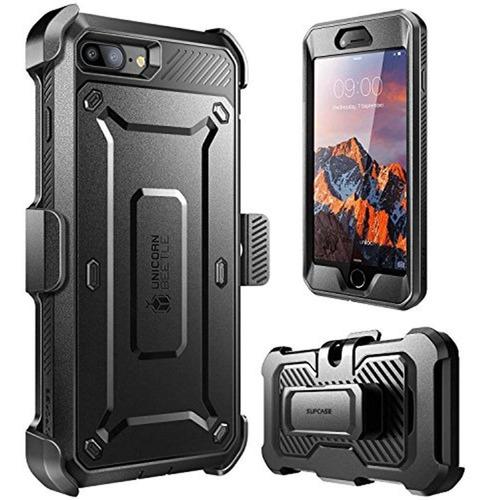 case iphone 8 7 plus supcase funda gancho armor anti shock